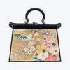 Antique Japanese Obi Textile Handbag