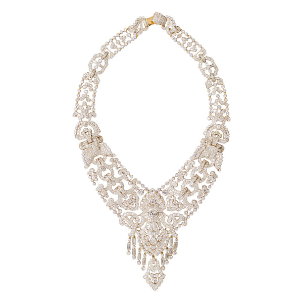 Golconda Diamond Necklace