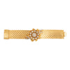 Kutchinsky 18K Gold and Diamond Bracelet (1960's)