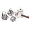 Set of Antique Teapots