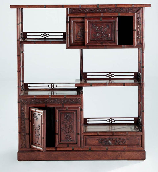 19th Century Rosewood Cabinet