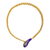 18K Gold Snake Necklace/Bracelet (1890-1900)