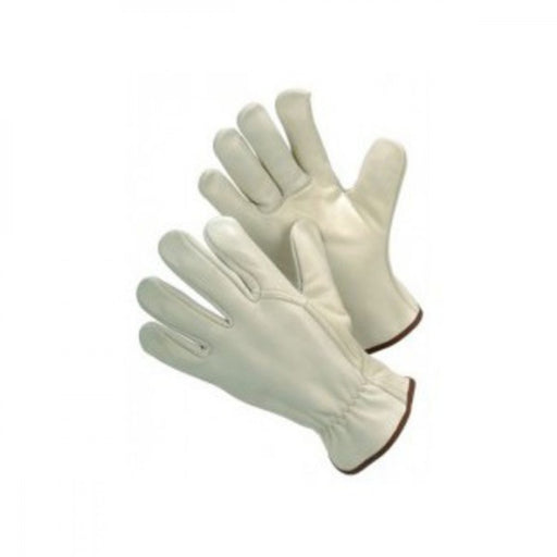 Driver Glove Full Grain Leather  Large  LGWDG