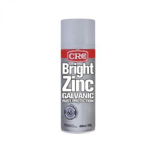 Bright Zinc Aerosol 400ml 2087 CRC        DG
