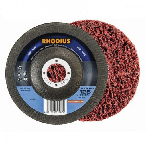 SVS HD  Clean & Strip Disc 115x22.23 CERAMICON