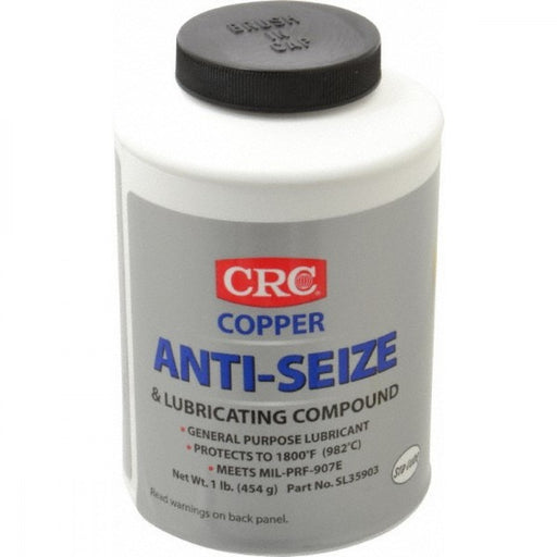 Copper Anti-Seize & Lube 500ml Tub   3183 CRC