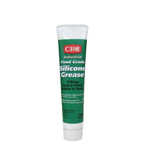 Food Grade Silicone Grease 75ml Tube 3037 CRC