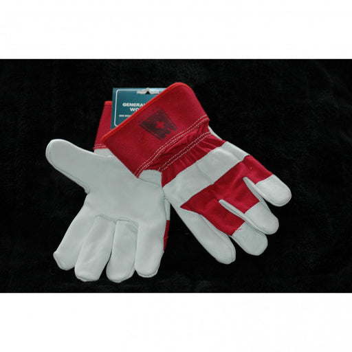 Canadian Riggers Gloves Large C-603CR-PKT3 (3 x Pairs)