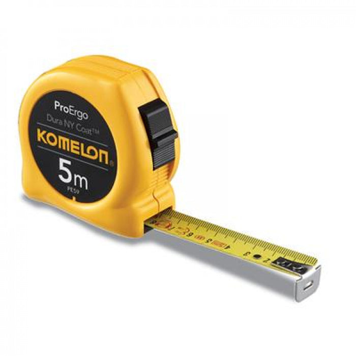 Tape Metric  5Mx19mm Pro-Ergo Komelon TA3325 / PE59