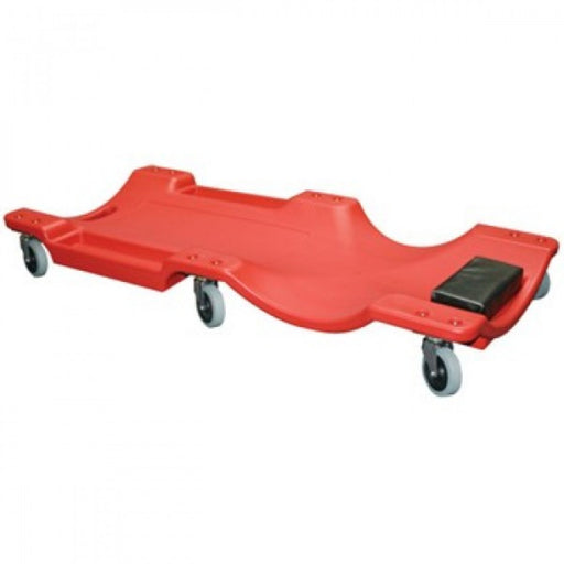 "Creeper Plastic 6-Wheel Length 40""/1016mm  - Max Weight 125kg"