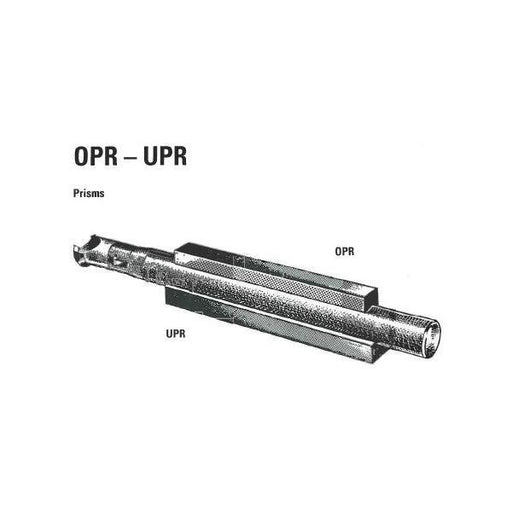 UPR-130 Ifanger Lower Prism 12 x 22 x 130mm