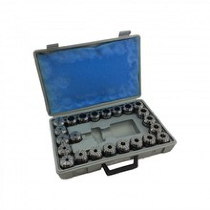 ER40 Collet Set In Plastic Box 23pce 4-26mm