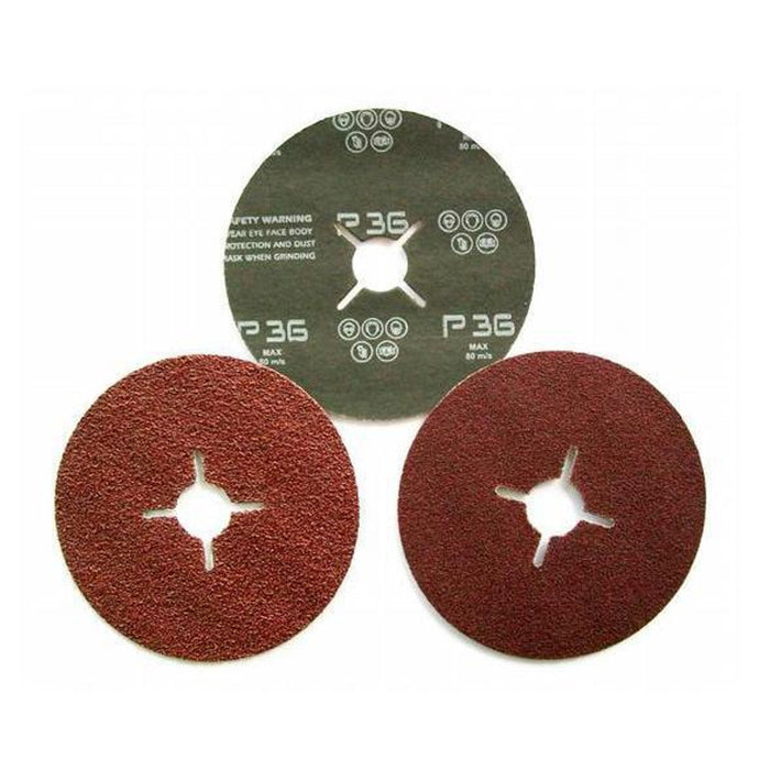 115x22mm P24 RB Fibre Disc WD3402