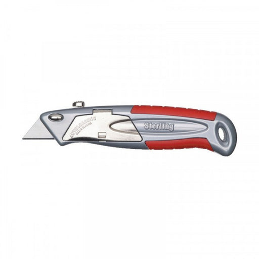 UTILITY KNIFE AUTOLOAD 112-1 RETRACTABLE BLADE C/W 5 BLADES