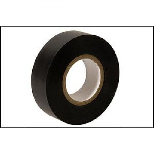 1710 Vinyl PVC Black Tape 18mm x 20m