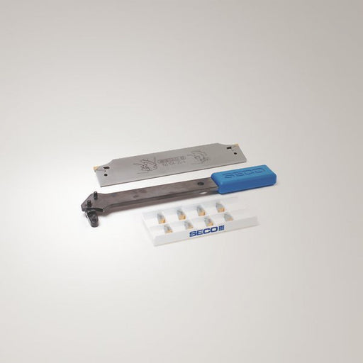 150.10A-20-3 Parting Blade Kit Including 10 Inserts  & Key.