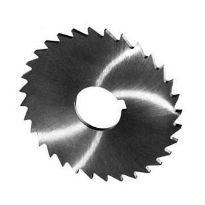 "100x4.0mm Slitting Saw,with 44 Teeth 1"" Bore"
