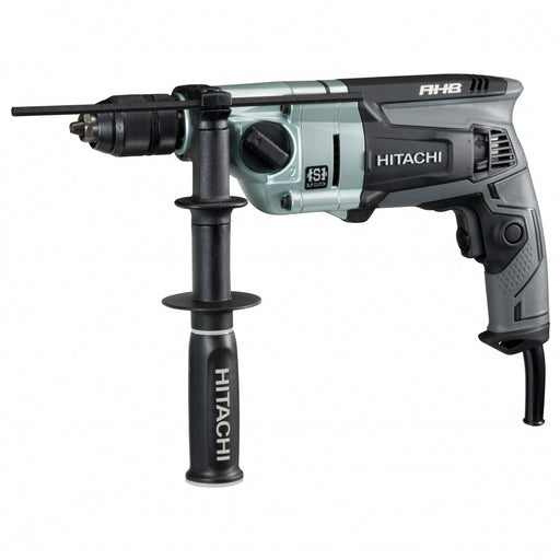 Drill 13mm 2SP VSR 860 Watt D13VL(G1) Hitachi Slip Clutch