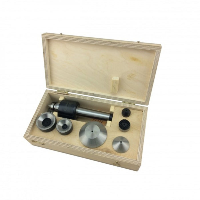 3MT Interchangeable Live Centre Set