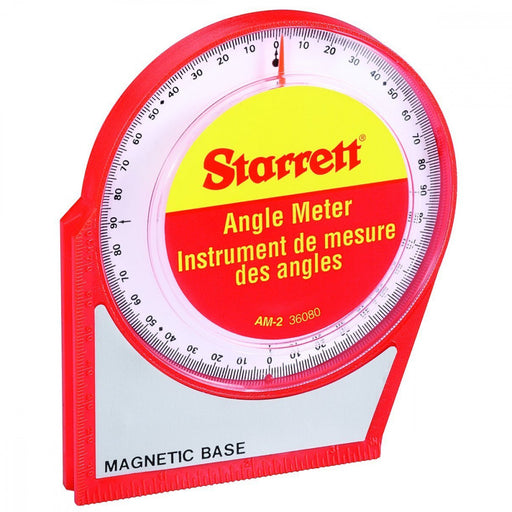 Angle Meter Magnetic Base AM-2 Starrett