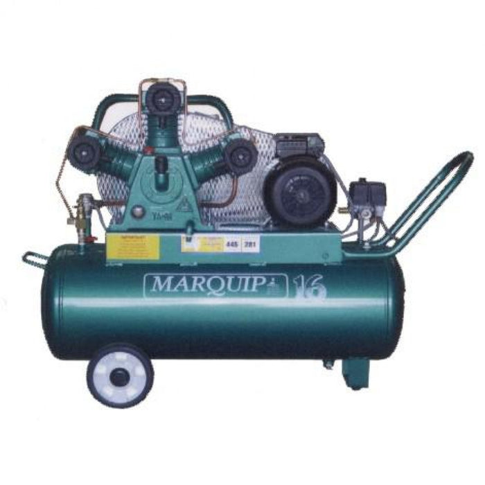Air Compressor 16cfm Cast Pump 16RSE-DC Marquip
