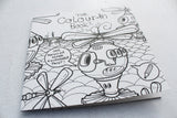 The Colour-in Book