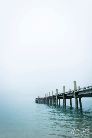 Pier to Nowhere Print
