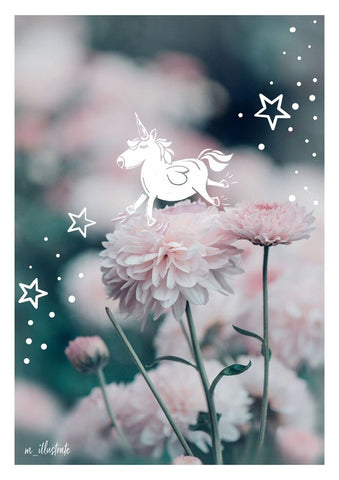 The Unicorn Print