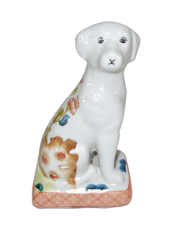 Vintage and antique Dog Ceramic