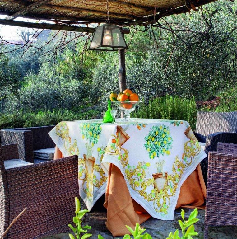 Tablecloth, SORRENTO Cream