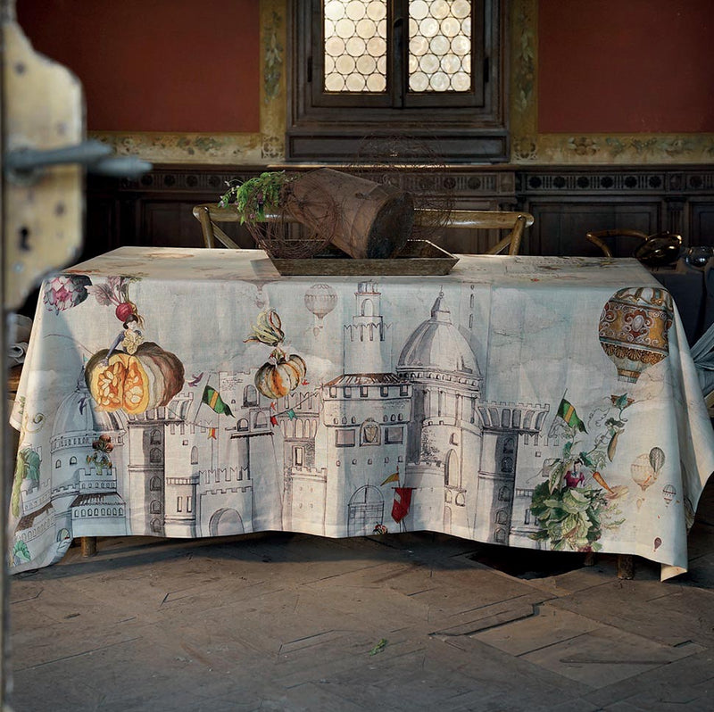 Tablecloth, Fiaba