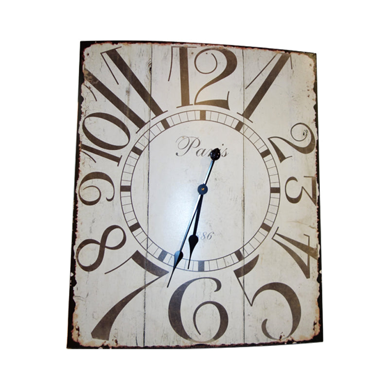 Quirky wall clock