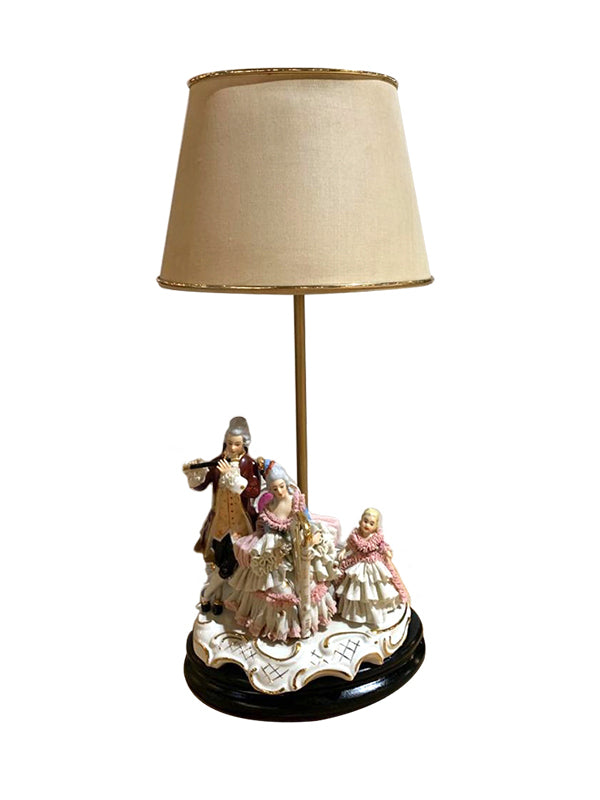 Musician Family Table Lamp