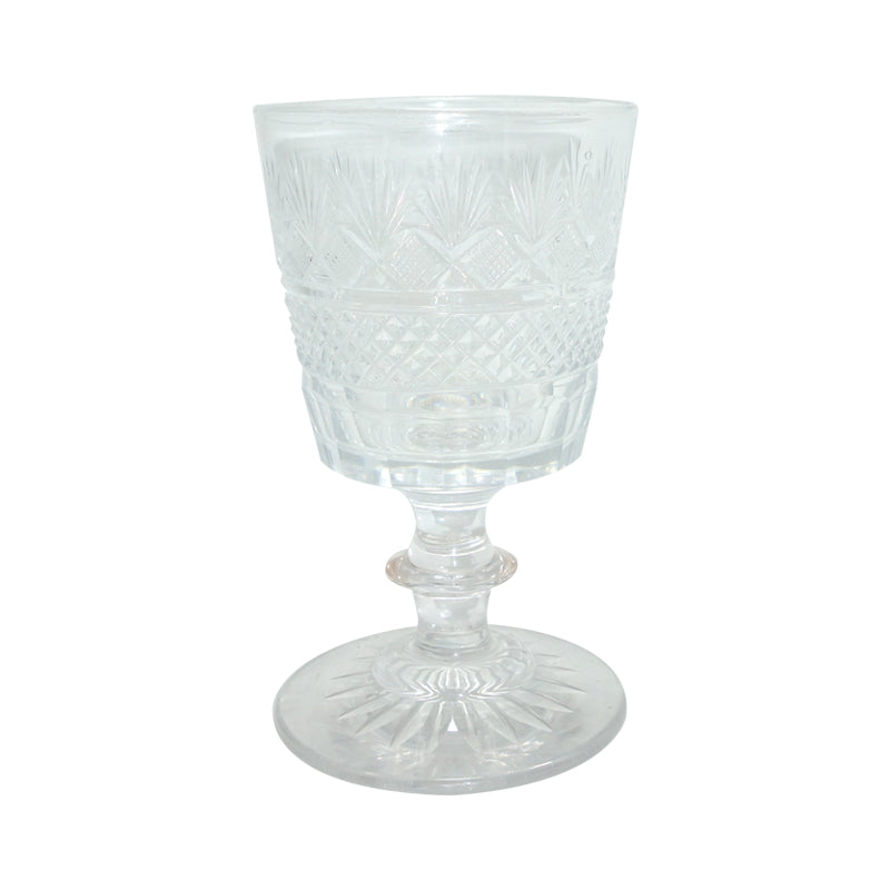 Vintage Crystal  Glass