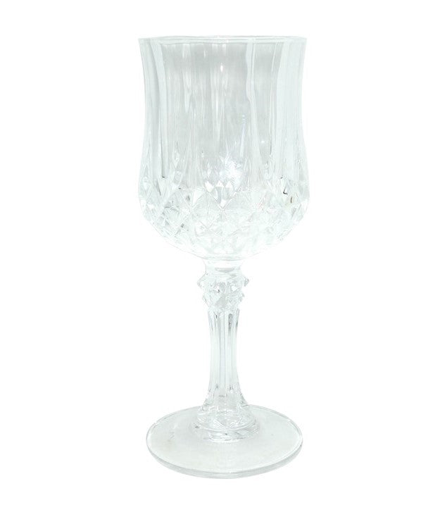 French Vintage Crystal  Glass