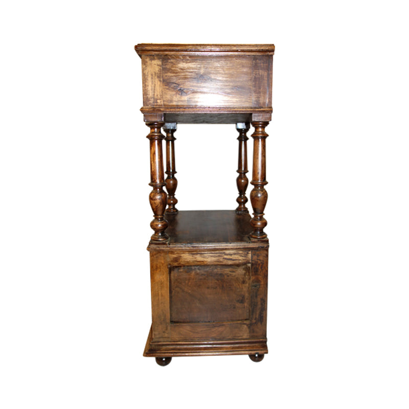 End table, tall, France