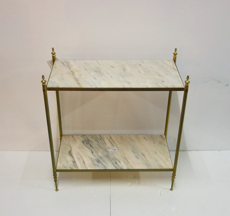 Vintage and antique side table