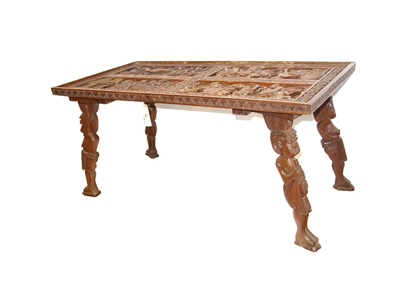 TABLE medieval African