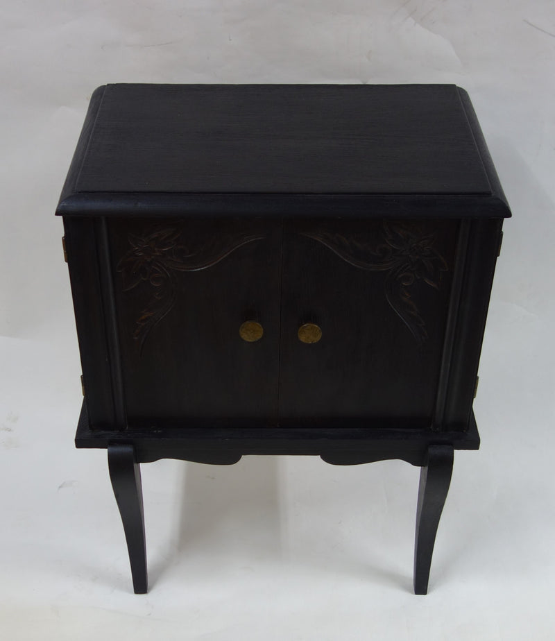 Noire Night Table