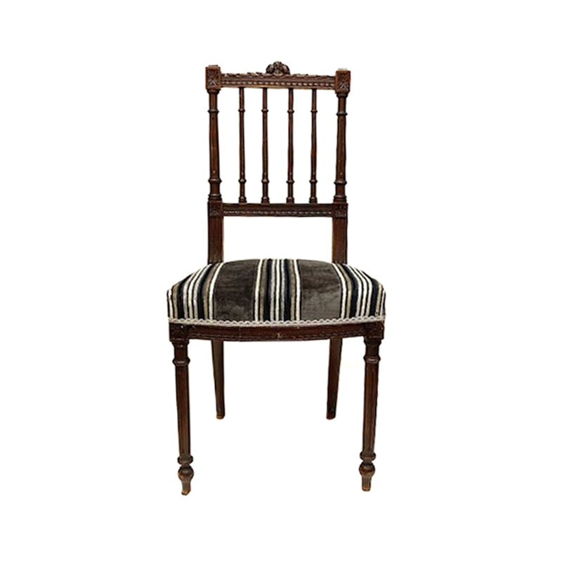 Vintage French chair, 1890