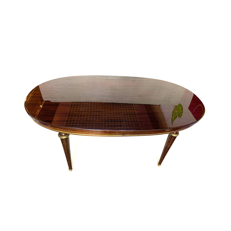 Art Deco dining table , extension