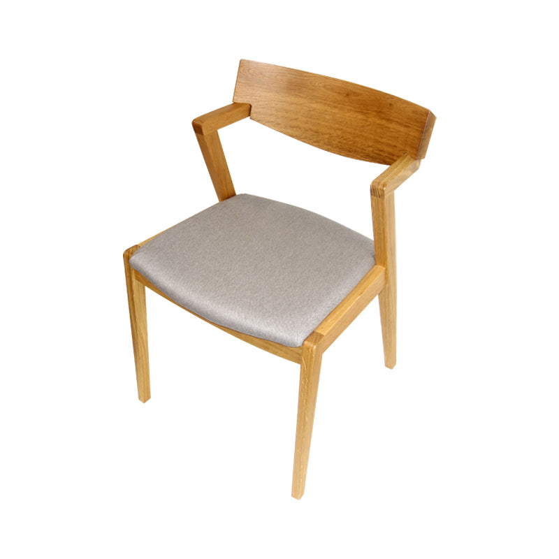 Z dining chair-Oak