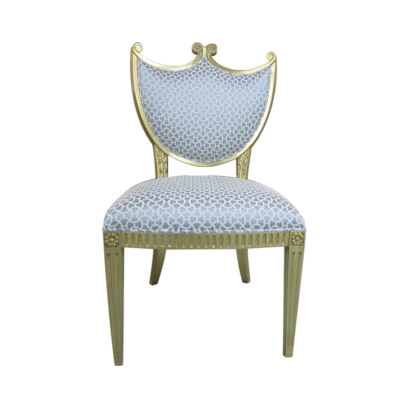 Side Chair Hepplewhite Shield Back