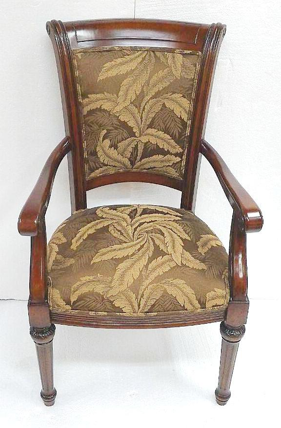 Beverly is made for dining room for everyarm chair classical style high quality uphlostery.