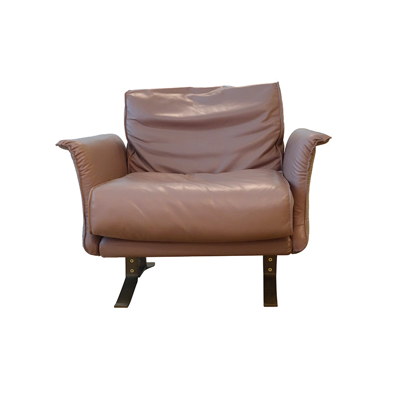 Kay leather sofa