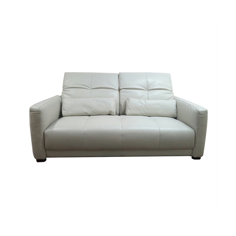 Hudson 3 Seater Leather Sofa