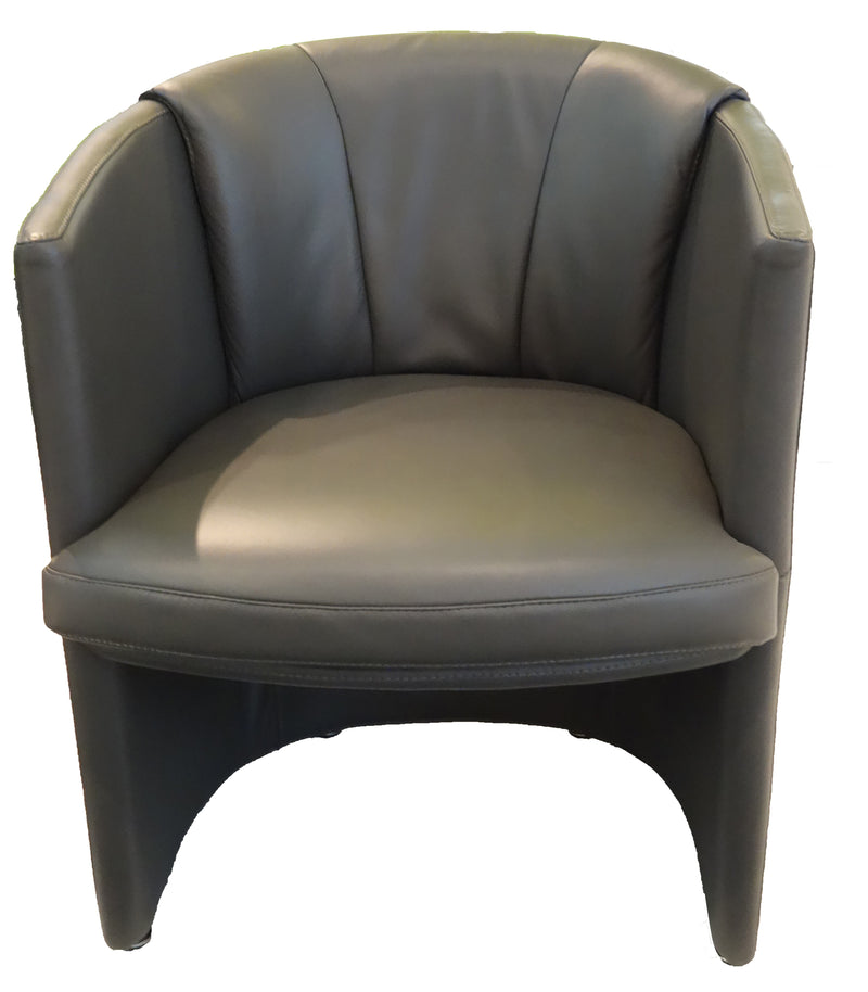 Beta Leather Chair
