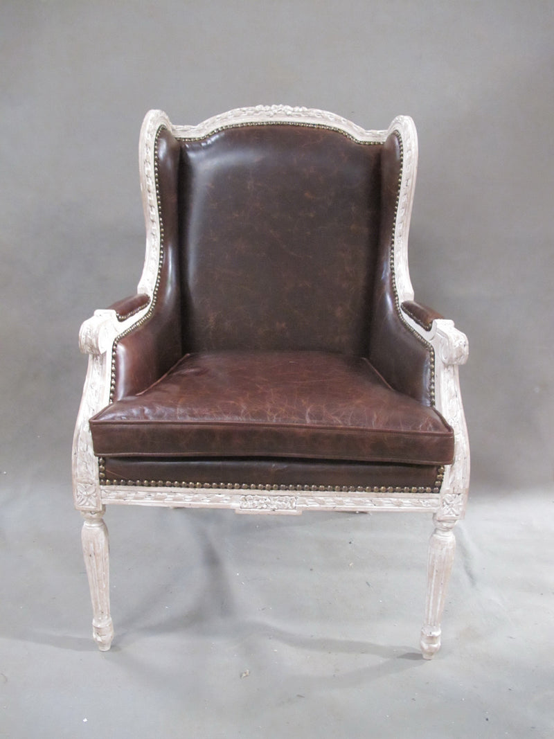 Rococo Wing Chair