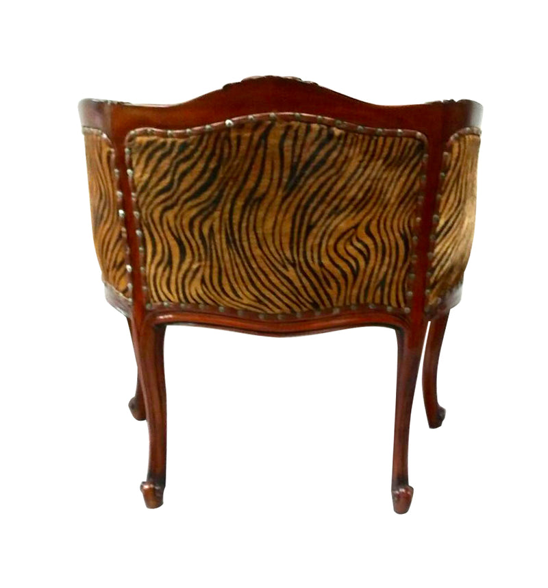 Vanity Stool, French