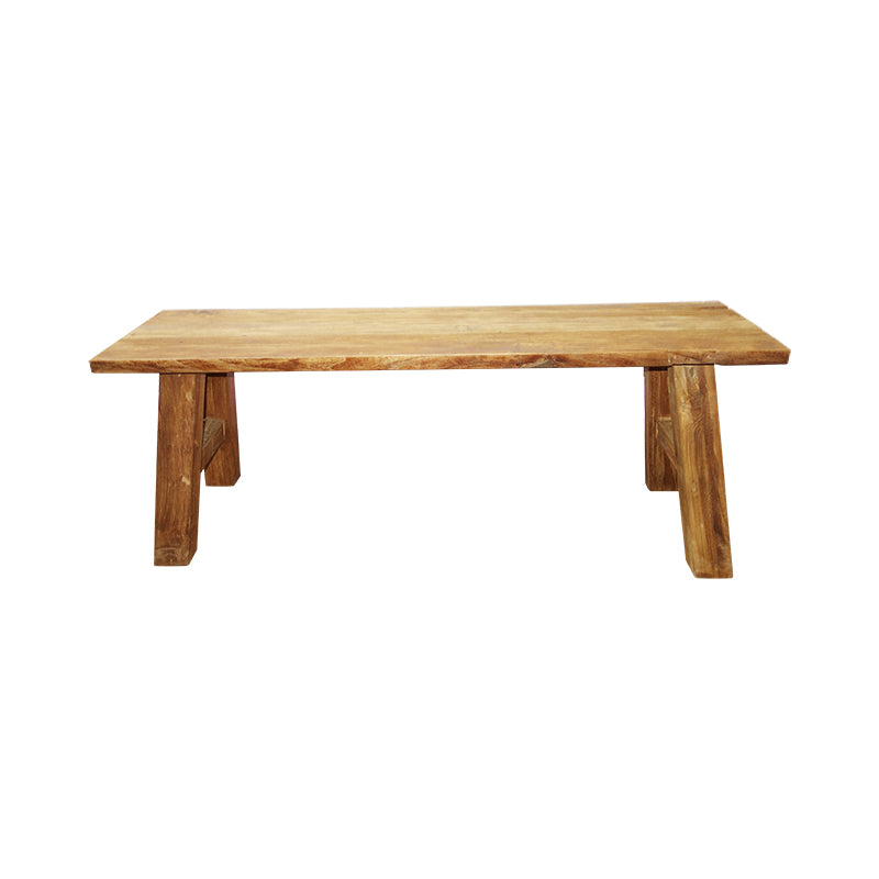 Ariana teak bench, reclaimed